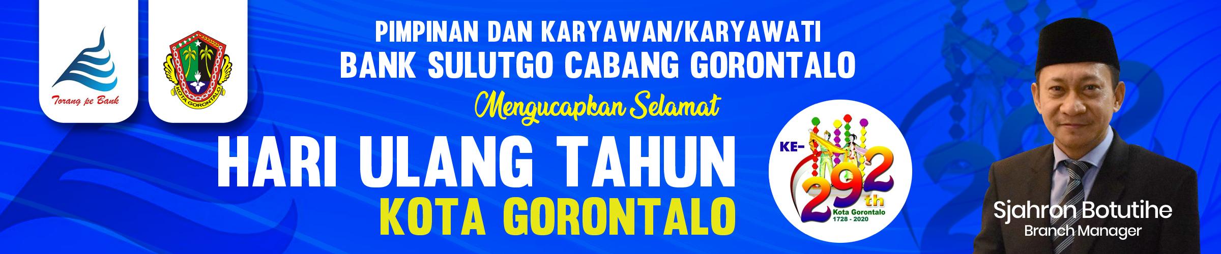 HUT Kota Gorontalo 292